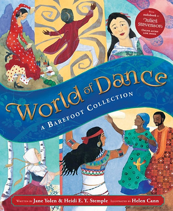 World of Dance : A Barefoot Collection