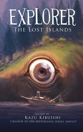 Explorer : The Lost Islands