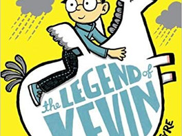 The Legend of Kevin by Philip Reeve & Sarah McIntyre