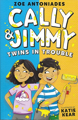 Cally and Jimmy : Twins in Trouble