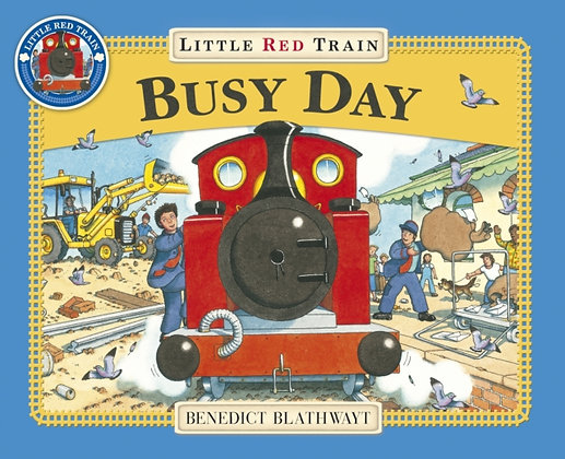 Little Red Train : Busy Day
