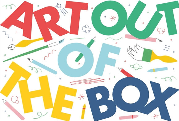 Art Out of the Box : Creativity games for artists of all ages