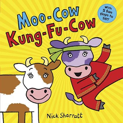 Moo-Cow, Kung-Fu-Cow NE PB