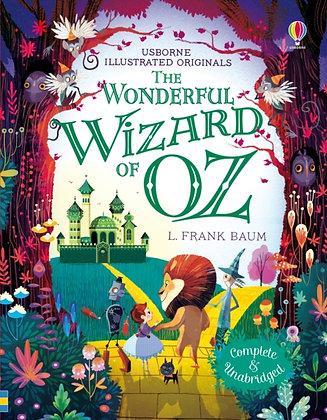 The Wonderful Wizard of Oz Usb Ill HB