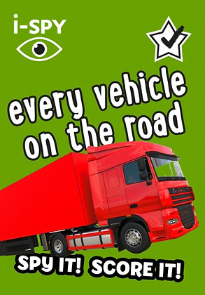 i-SPY Every vehicle on the road : What Can You Spot?