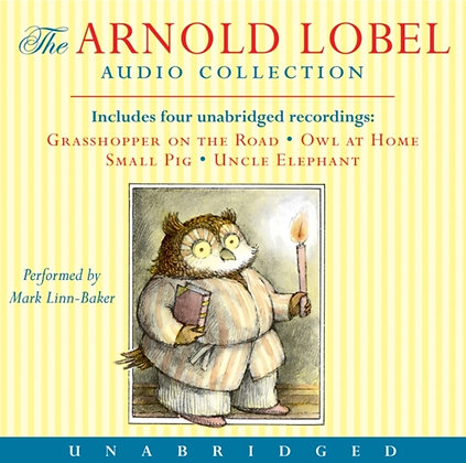 Audio Arnold Lobel Owl &c