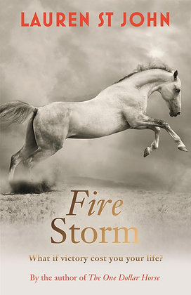 One Dollar Horse Book 3: Fire Storm