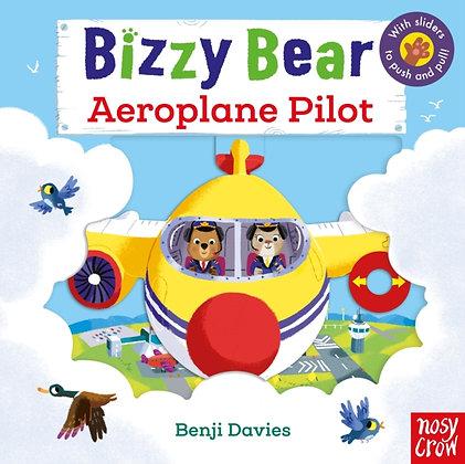 Bizzy Bear: Aeroplane Pilot