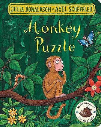 Monkey Puzzle board