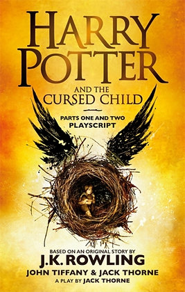 Harry Potter and the Cursed Child Playscript