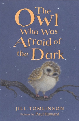 The Owl Who Was Afraid of the Dark (chapter book)