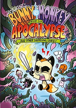 Bunny vs Monkey 6: Apocalypse