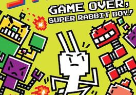 Super Rabbit Boy by Thomas Flintham