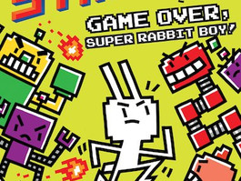 Super Rabbit Boy by Thomas Flintham