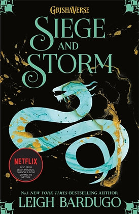 The Grisha: Siege and Storm : Book 2