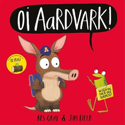 Oi Aardvark!