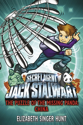 Jack Stalwart: The Puzzle of the Missing Panda : China: Book 7