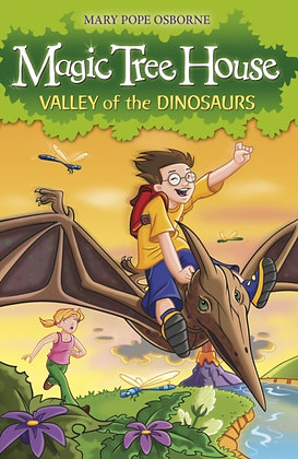 The Magic Tree House 1 : Valley of the Dinosaurs