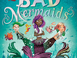 Bad Mermaids by Sibéal Pounder