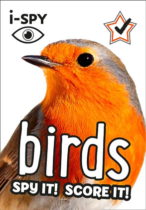 i-SPY Birds : What Can You Spot?