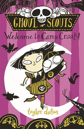 Ghoul Scouts : Welcome to Camp Croak!