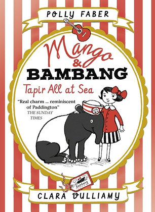 Mango & Bambang: Tapir All at Sea