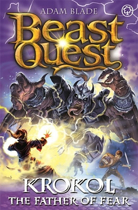 Beast Quest: Krokol the Father of Fear : Series 24 Book 4
