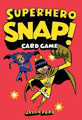 Superhero Snap! : Card Game