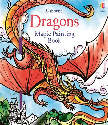 Magic Painting Dragons