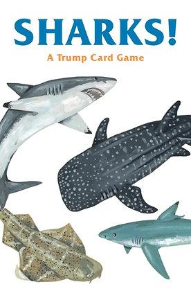 Sharks : A Trump Card Game