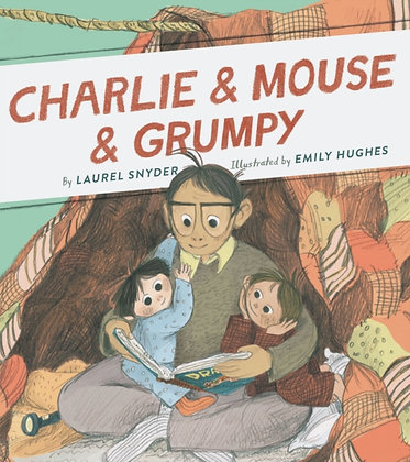 Charlie & Mouse & Grumpy : Book 2