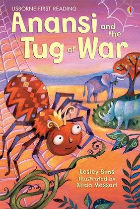 Anansi and the Tug of War
