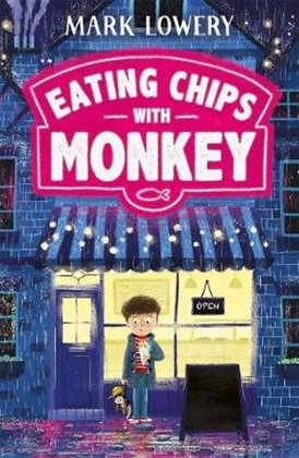 Eating Chips with Monkey