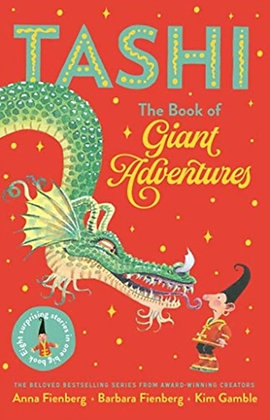 The Book of Giant Adventures: Tashi Collection 1 : 1