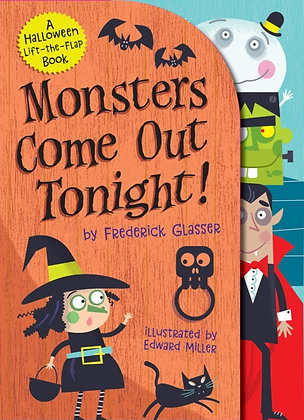Monsters Come Out Tonight! Board *