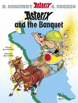 Asterix and the Banquet : Bk. 5