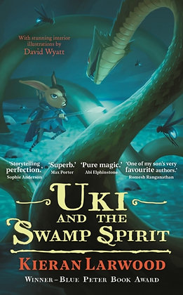 Uki and the Swamp Spirit