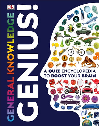 General Knowledge Genius! : A Quiz Encyclopedia to Boost Your Brain