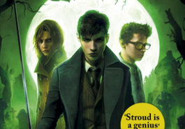 Lockwood & Co.: The Empty Grave by Jonathan Stroud