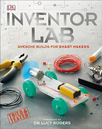 Inventor Lab : Projects for genius makers