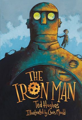 The Iron Man illustrated edition