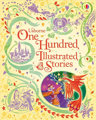 Usborne One Hundred Illustrated Stories