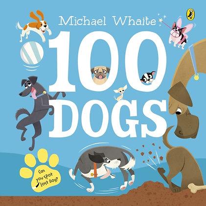 100 Dogs board book
