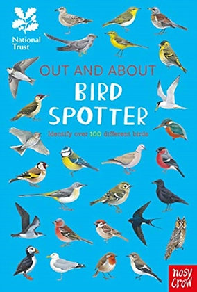 National Trust: Out and About Bird Spotter