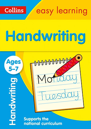 Handwriting Ages 5-7 : Prepare for School with Easy Home Learning