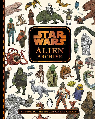 Star Wars Alien Archive : A Guide to the Species of the Galaxy