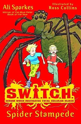 Switch: Spider Stampede