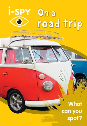 i-SPY on a Road Trip : What Can You Spot?
