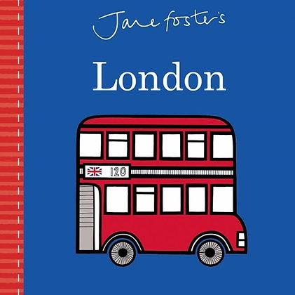 Jane Foster's London