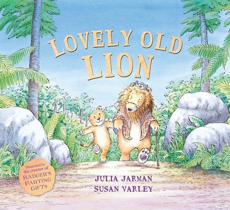 Lovely Old Lion